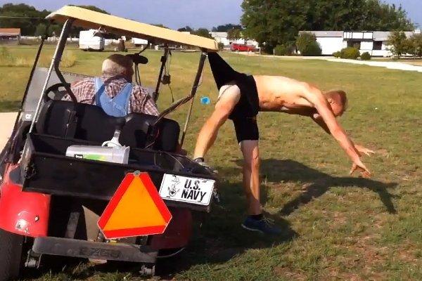 20 Hilarious Wannabe-Athlete Fails