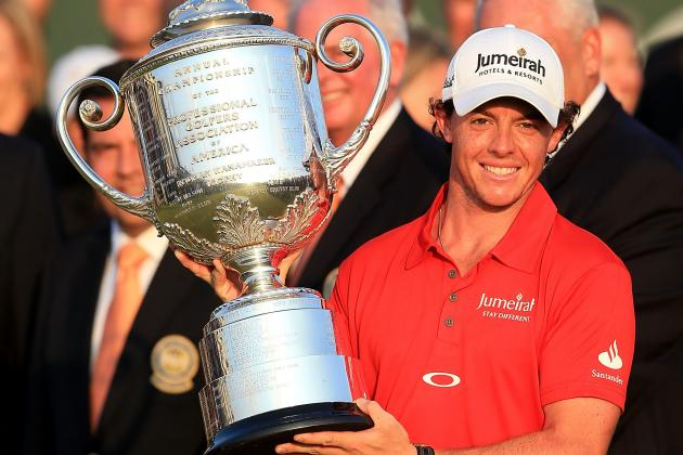 Top 5 Golf Stories to Watch in 2013