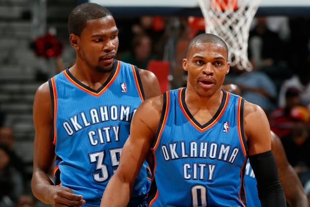 NBA Picks Against the Spread: Brooklyn Nets vs. Oklahoma City Thunder