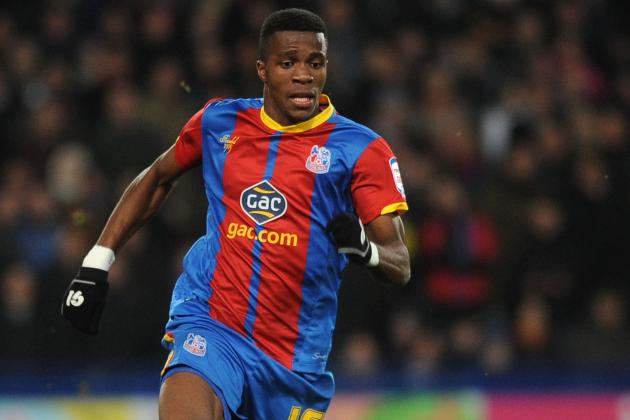 Wilfried Zaha: Most Likely January Transfer Destinations