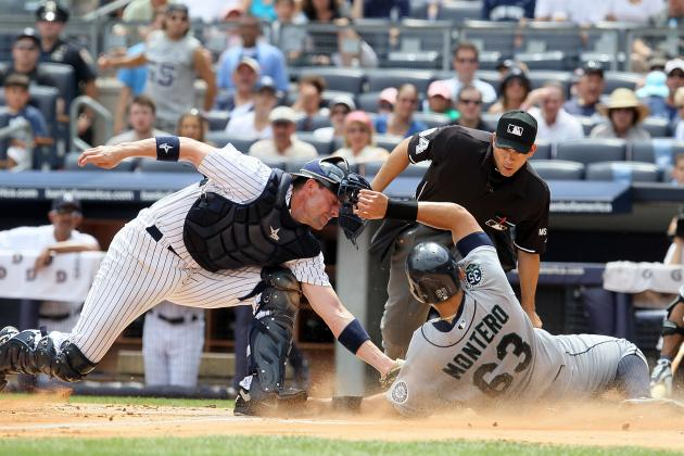 New York Yankees: 5 Potential Options at Catcher for 2013