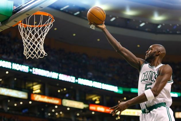 5 Things We Want to See from the Boston Celtics in 2013