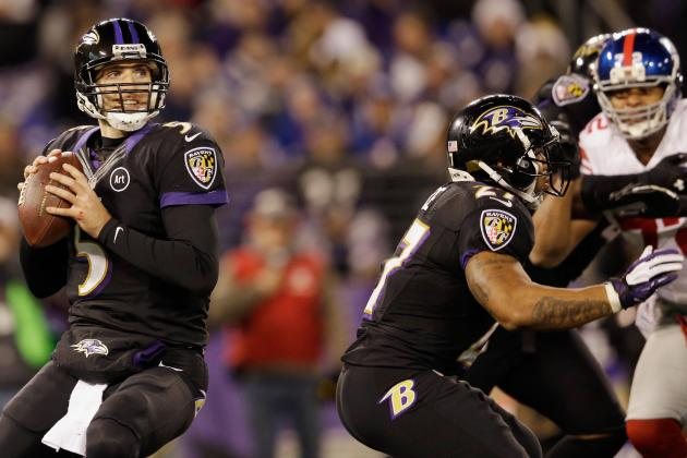 Taking a Closer Look at the Baltimore Ravens' Biggest 2013 Free Agents