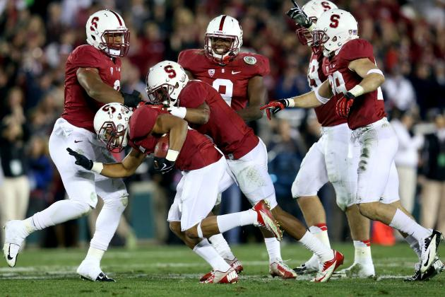 Stanford Football: Projecting the Cardinal's 2013 Defensive Depth Chart