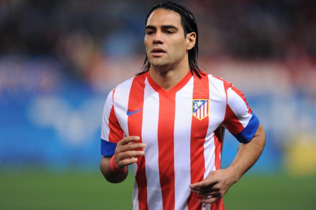 Radamel Falcao Transfer Rumors: All the Latest News on the Atletico Madrid Star
