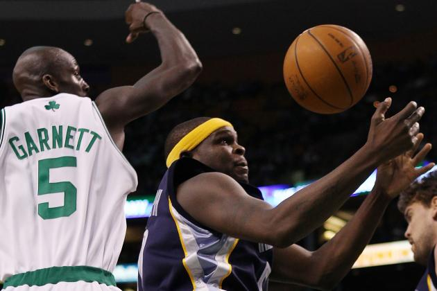 Memphis Grizzlies vs. Boston Celtics: Postgame Grades and Analysis for Boston