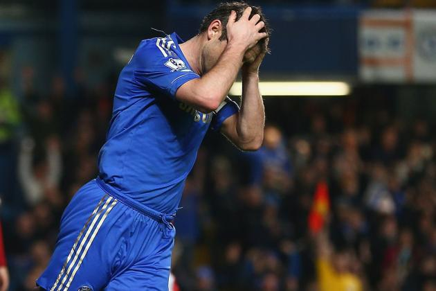Chelsea vs. QPR: 6 Things We Learned from Chelsea's 0-1 Defeat