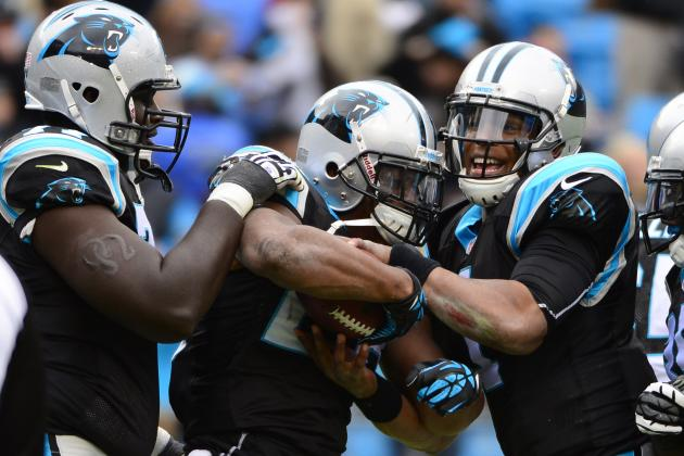 Carolina Panthers: Winners and Losers of the 2012 Season