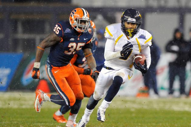 West Virginia Football: Grading All 22 Starters from the Pinstripe Bowl