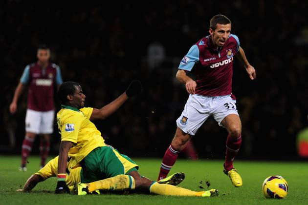 Norwich City: 4 Things Learned from West Ham Defeat