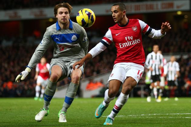 Theo Walcott Transfers Rumors: Latest News on the Arsenal Star