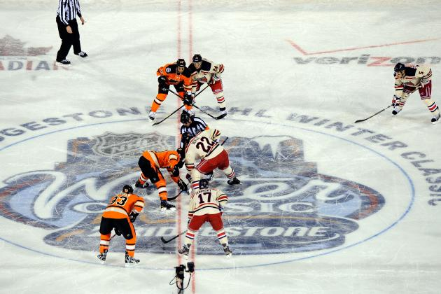 NHL: 4 Replacements for '24/7: Road to the Winter Classic'