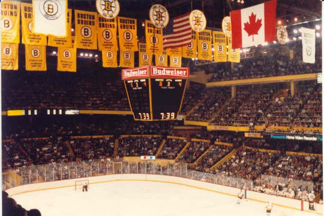 Boston Bruins: The 5 Most Memorable Moments from the Boston Garden