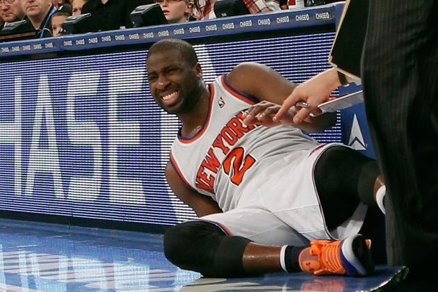 5 Adjustments the Knicks Must Make Without Raymond Felton