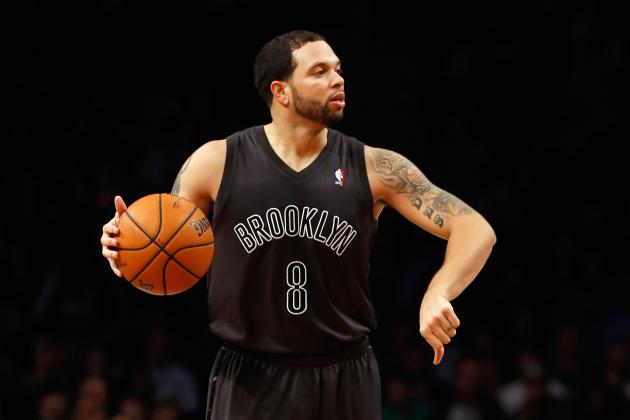 The Many Excuses of Deron Williams