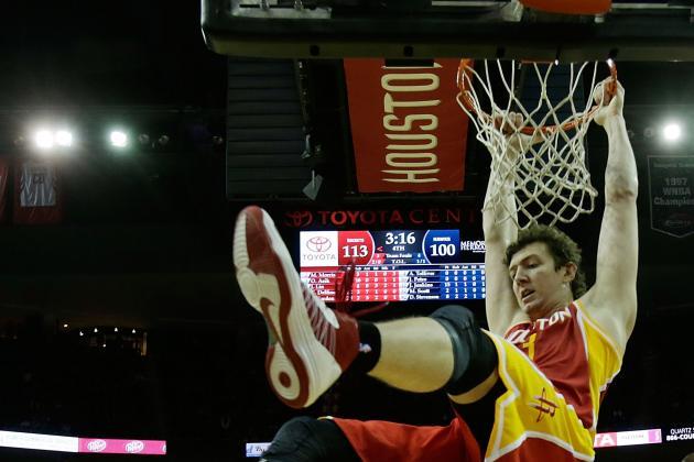 New Orleans Hornets vs. Houston Rockets: Postgame Grades, Analysis for Houston