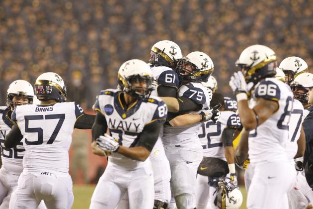 Navy Football: 5 Players to Build Around in 2013