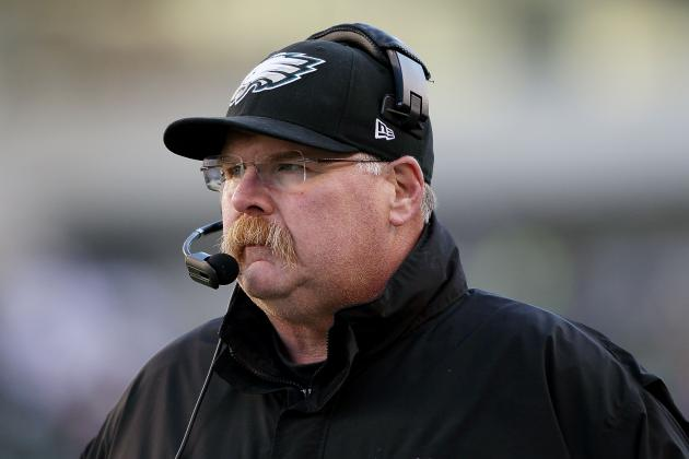 Philadelphia Eagles: Andy Reid's Biggest Mistakes of 2012