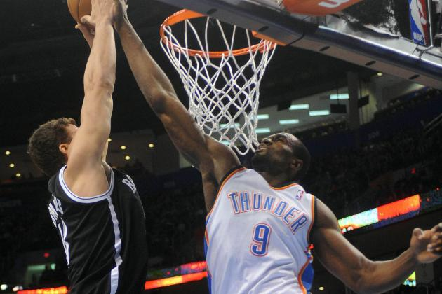 Ranking OKC Thunder's Serge Ibaka Among the NBA's 7 Most Improved Players