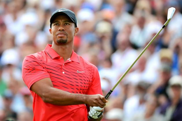 Which 2013 Major Does Tiger Woods Have the Best Chance to Win?