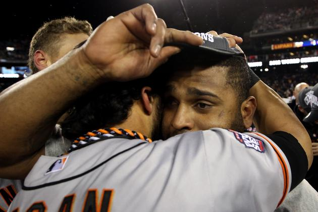 San Francisco Giants: Most Memorable Moments from 2012