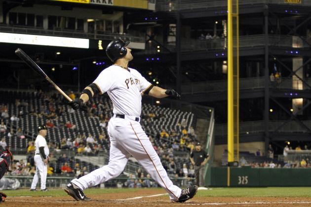 Pittsburgh Pirates: Five Potential Garrett Jones Trades