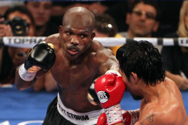 How Signing with Top Rank Has Hurt Timothy Bradley's Career