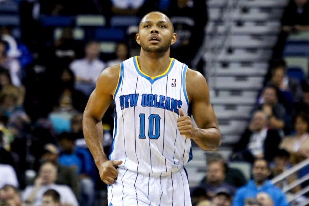 5 Facets of Eric Gordon's Game the New Orleans Hornets Need the Most