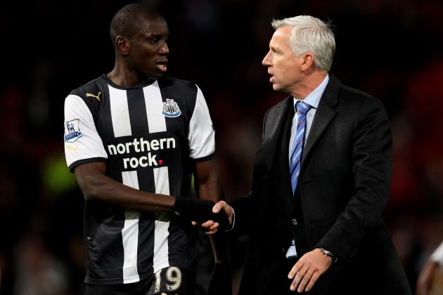 Newcastle United Transfers: 5 Possible Replacements for Demba Ba