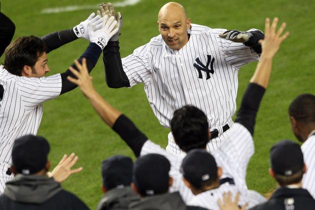 10 Most Memorable New York Yankee Moments from 2012