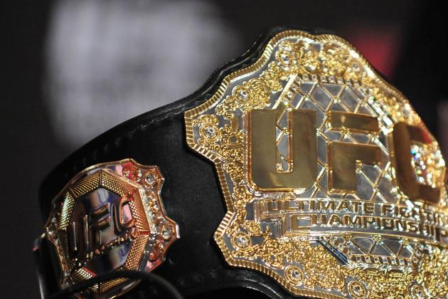 UFC: Every Current Champion's Best Fight to Date