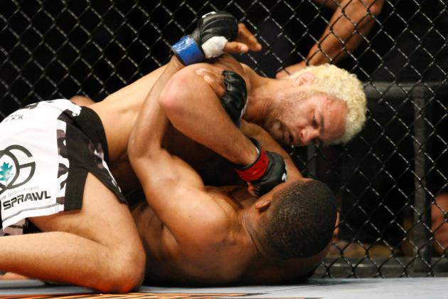 UFC 157: Josh Koscheck vs. Robbie Lawler Head-to-Toe Breakdown