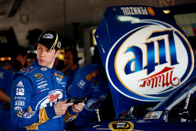 Ranking the Top 10 NASCAR Drivers at the Start of 2013
