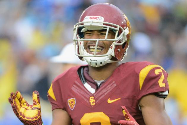 2013 NFL Draft: 5 Possible NFL Destinations for USC's Robert Woods