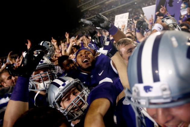 Kansas State vs. Oregon: Postgame Grades for Wildcats in 2013 Fiesta Bowl Loss