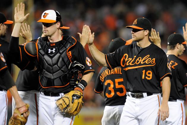 Baltimore Orioles Players Who Will Be Even Better in 2013 Than 2012