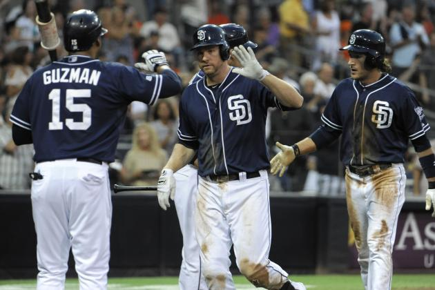San Diego Padres: 7 Expendable Padres That Could Be Traded for a Starter
