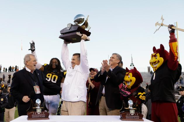 Arizona State Football: Projecting the Sun Devils' 2013 Offensive Depth Chart