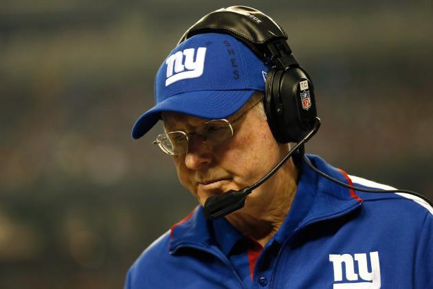 Tom Coughlin's Biggest Mistakes of 2012