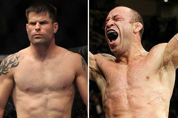 UFC on Fuel TV 8: Brian Stann vs. Wanderlei Silva Head-to-Toe Breakdown
