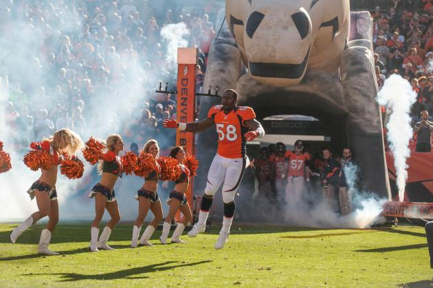 NFL Playoffs 2013: Defensive Difference Makers for Each AFC Team