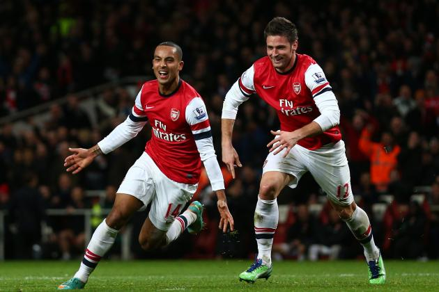 Theo Walcott: Reasons for and Against Arsenal Using Him as a Striker
