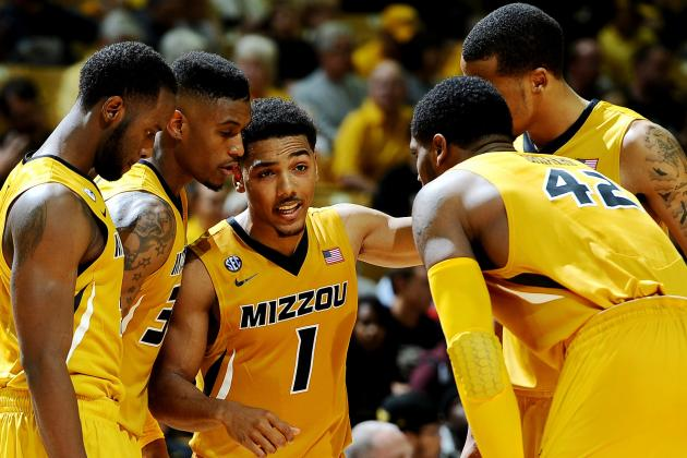 Missouri Basketball: Ranking the Tigers' NBA Prospects