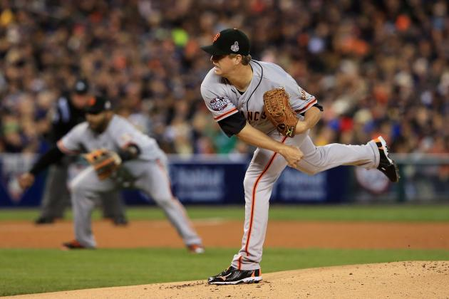 Ranking the San Francisco Giants' Starting Pitchers by Projected 2013 Impact