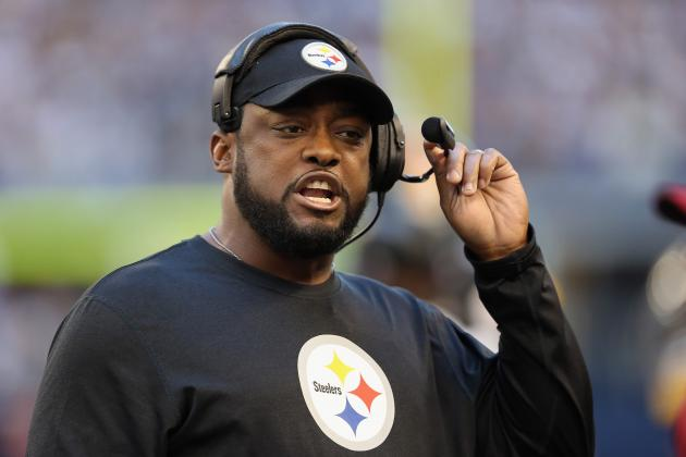 Mike Tomlin's Biggest Mistakes of 2012