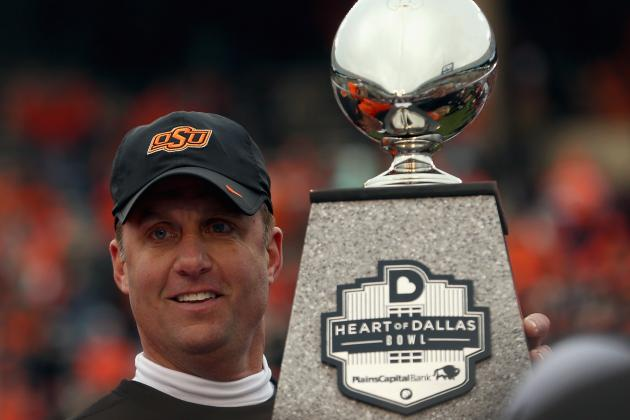 Oklahoma State Football: Power Ranking Best Candidates for Offensive Coordinator