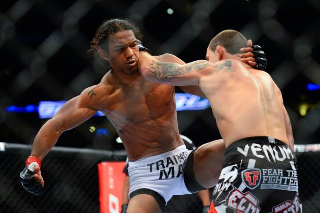 The Best UFC and MMA Fights of 2012