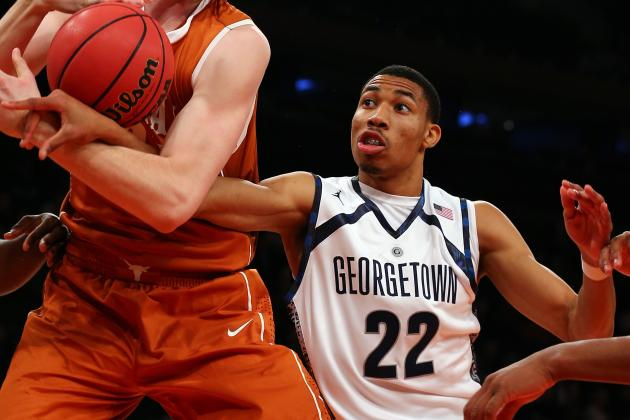 Georgetown Basketball: 5 Improvements Hoyas Must Make Before Big East Season