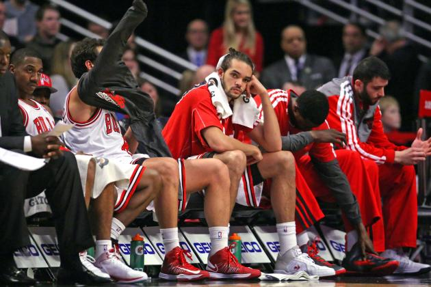 6 Biggest Disappointments for Chicago Bulls so Far