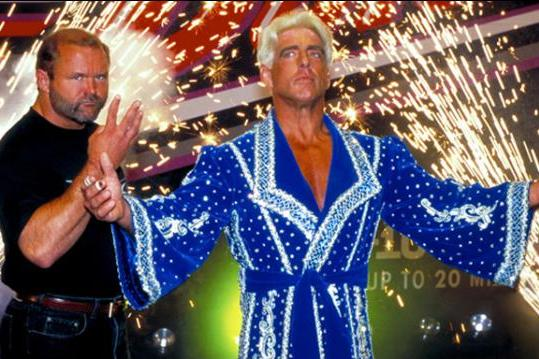 Ric Flair's Top 10 Pay-Per-View Events Ever